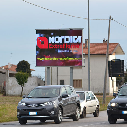 monitor led pubblicitari
