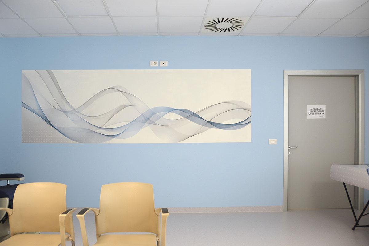 Monastier decorazione parete